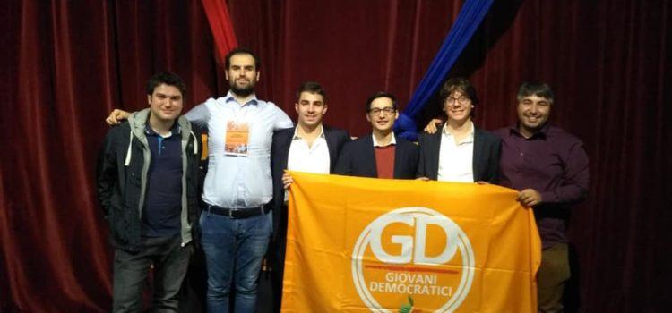 Lorenzo Pacini è il nuovo Segretario dei GD Lombardia