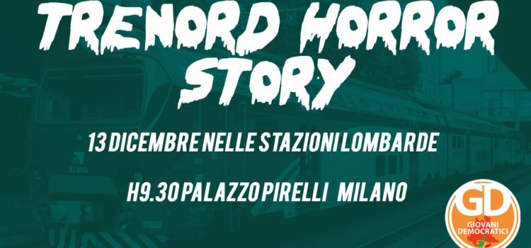 """Trenord Horror Story"": i GD si mobilitano in tutta Lombardia"