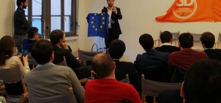 I GD Lombardia riconfermano il sostegno a Brando Benifei