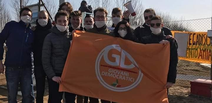Con i GD Pavia e i GD Sud Milano per l'ambiente e contro il razzismo